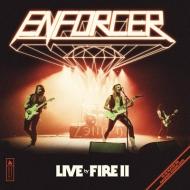 【送料無料】 Enforcer エンフォーサー / Live By Fire II 【BLU-RAY DISC】