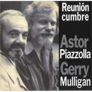 正規店 Astor Piazzolla Gerry Mulligan 輸入盤 1着でも送料無料 Cumbre Reunion CD