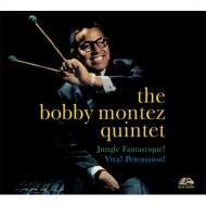 送料無料 Bobby Montez Jungle 送料無料激安祭 Fantastique CD 即納送料無料! Percussion 輸入盤 Viva