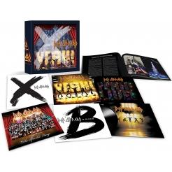 【送料無料】 Def Leppard デフレパード / Vinyl Boxset: Volume Three (9枚組アナログレコード / BOX仕様) 【LP】
