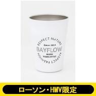 BAYFLOW CUP COFFEE お買い得品 TUMBLER BOOK MATTE ムック HMV限定 大人気 ブランドムック ローソン WHITE