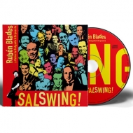 Ruben Blades ルベーンブラデス 輸入盤 激安☆超特価 お値打ち価格で CD Salswing