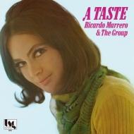 送料無料 Ricardo 休み Marrero amp; The CD 訳あり品送料無料 Taste A Group