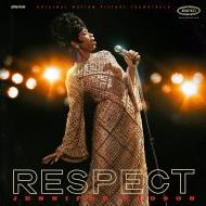 直営限定アウトレット Respect オリジナルサウンドトラック 記念日 2枚組アナログレコード LP