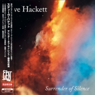 【送料無料】 Steve Hackett スティーブハケット / Surrender Of Silence: サレンダー・オブ・サイレンス~静寂の終焉 (E式紙ジャケット)【国内仕様輸入盤】 輸入盤 【CD】