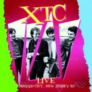 【送料無料】 XTC エックスティーシー / Emerald City, New Jersey '81 (2CD) 輸入盤 【CD】