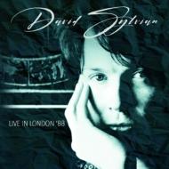 【送料無料】 David Sylvian デビッドシルビアン / Live In London '88 (2CD) 輸入盤 【CD】