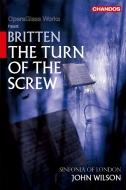 Britten ブリテン The 並行輸入品 Turn Of 交換無料 Screw: John Sinfonia R.murray DVD Lois Wilson Jemison London