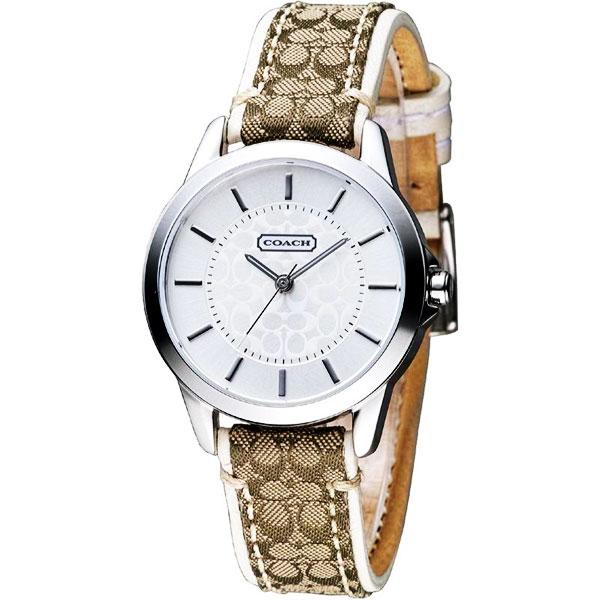 コーチ COACH クラシック シグネチャー レディース 腕時計 14501526