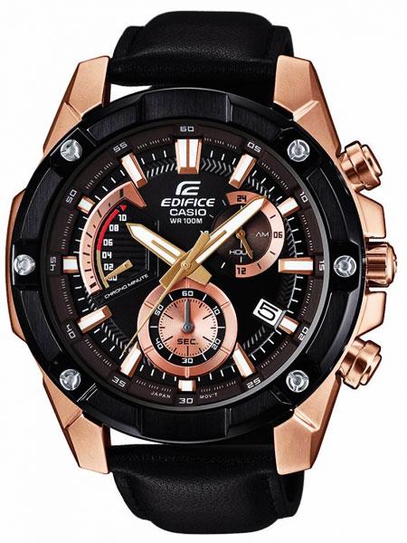 カシオ CASIO エディフィス EDIFICE クロノグラフ クオーツ メンズ 腕時計 EFR-559BGL-1A