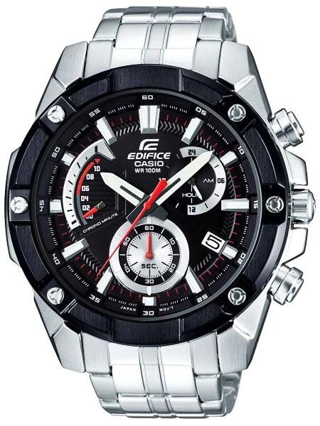 カシオ CASIO エディフィス EDIFICE クロノグラフ クオーツ メンズ 腕時計 EFR-559DB-1A