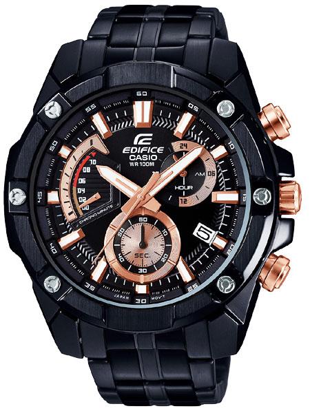 カシオ CASIO エディフィス EDIFICE クロノグラフ クオーツ メンズ 腕時計 EFR-559DC-1A