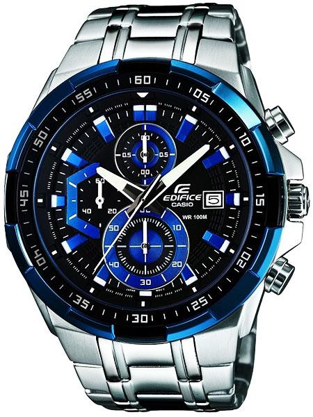 カシオ CASIO エディフィス EDIFICE 腕時計 メンズ EFR-539D-1A2