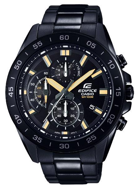 カシオ CASIO エディフィス EDIFICE クロノグラフ クオーツ メンズ 腕時計 EFV-550DC-1A