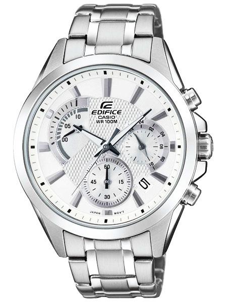 カシオ CASIO エディフィス EDIFICE クロノグラフ クオーツ メンズ 腕時計 EFV-580D-7A