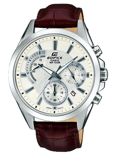 カシオ CASIO エディフィス EDIFICE クロノグラフ クオーツ メンズ 腕時計 EFV-580L-7A