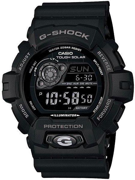 カシオ【G-SHOCK】タフソーラースタンダードモデル◆GR-8900A-1DR