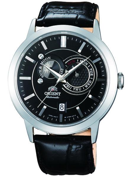 オリエント ORIENT サン アンド ムーン SUN AND MOON 自動巻き(手巻付き) 腕時計 FET0P003B0