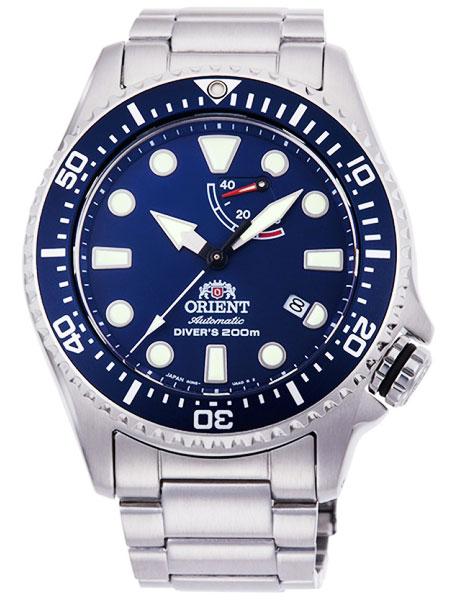 オリエント ORIENT スポーツ 200M防水ダイバーズ 自動巻き(手巻付き) 腕時計 RA-EL0002L00B