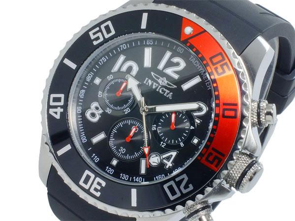 インヴィクタ INVICTA クオーツ クロノ メンズ 腕時計 15145