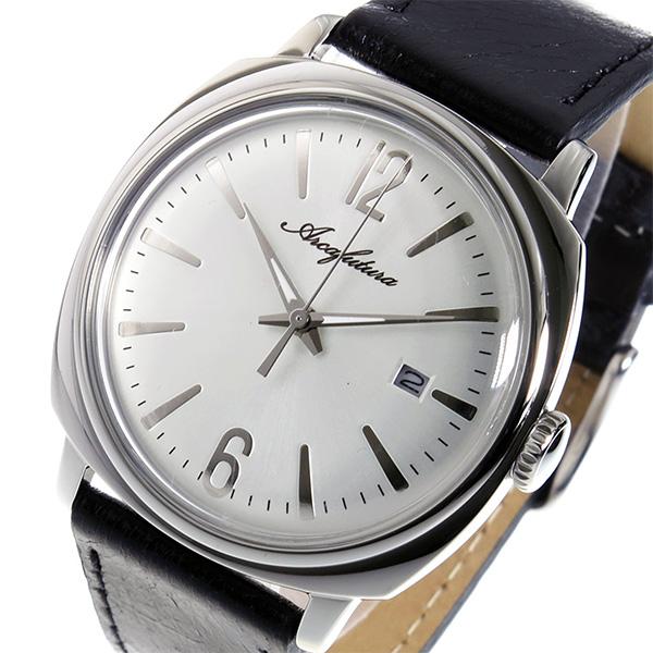 アルカフトゥーラ ARCA FUTURA クオーツ ユニセックス 腕時計 3748SSL ホワイト