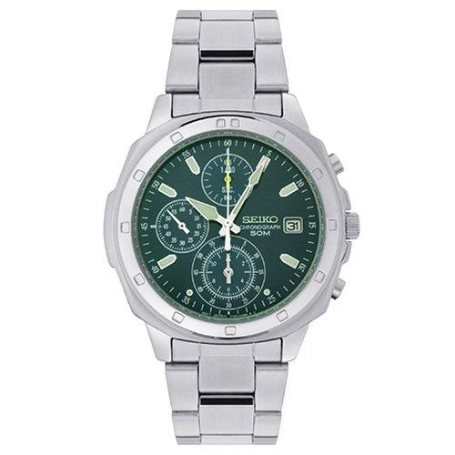 セイコー SEIKO クオーツ メンズ クロノ 腕時計 SND411P1