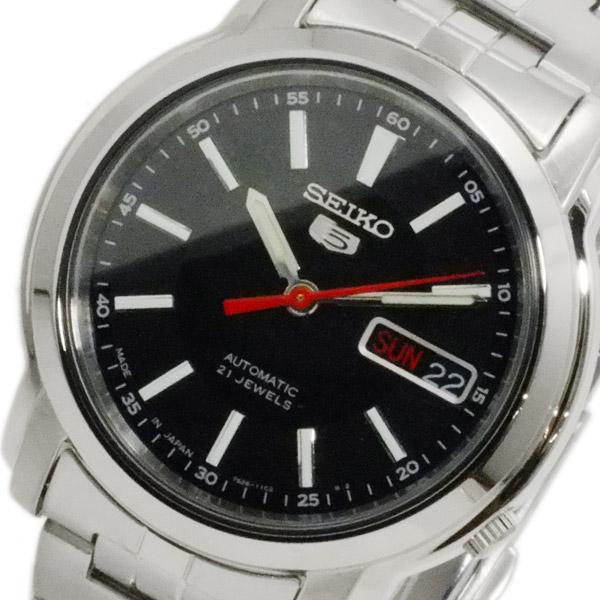 セイコー SEIKO セイコー5 SEIKO 5 日本製 自動巻き メンズ 腕時計 SNKL83J1