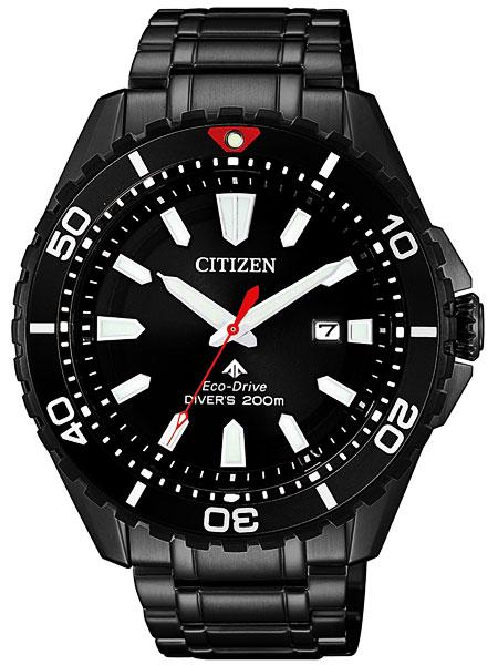 シチズン CITIZEN 腕時計 PROMASTER プロマスター エコ・ドライブ ダイバー200m BN0195-54E