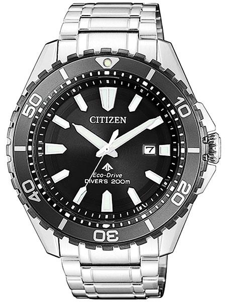 シチズン CITIZEN 腕時計 PROMASTER プロマスター エコ・ドライブ ダイバー200m BN0198-56H