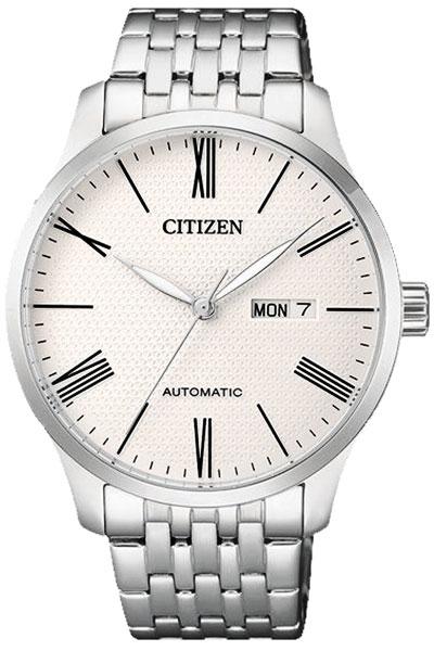 シチズン CITIZEN 自動巻き メカニカル デーデイト 腕時計 NH8350-59A