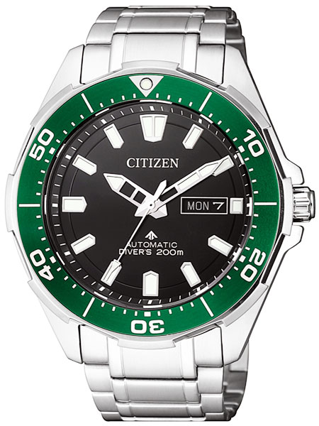 シチズン CITIZEN 腕時計 PROMASTER プロマスター メカニカル ダイバー200m オールチタン NY0071-81E
