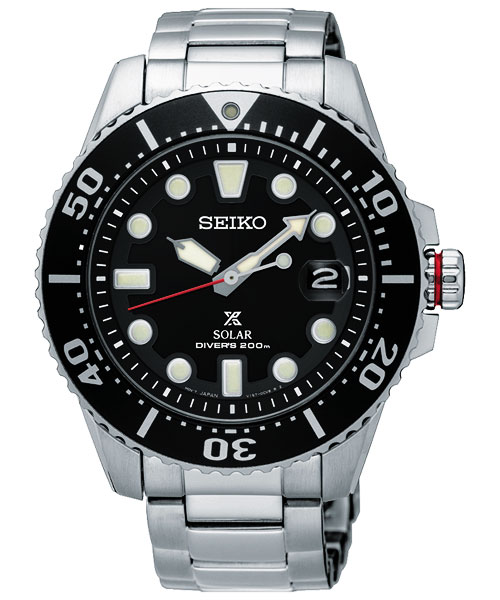 セイコー SEIKO プロスペックス ソーラー ダイバーズ メンズ 腕時計 SNE437P1(国内SBDJ017の同型モデル)