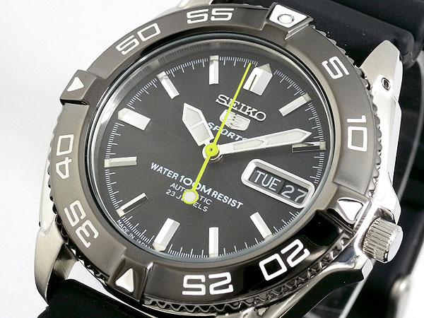 セイコー SEIKO セイコー5 スポーツ 5 SPORTS 日本製 自動巻き 腕時計 SNZB23J2