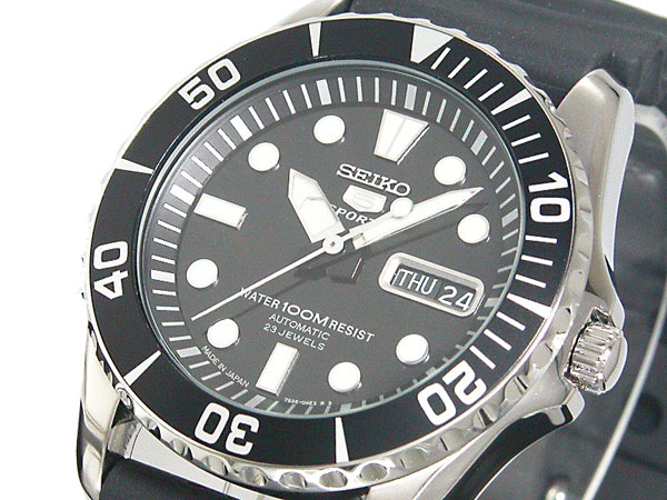 セイコー SEIKO セイコー5 スポーツ 5 SPORTS 自動巻き 腕時計 SNZF17J2