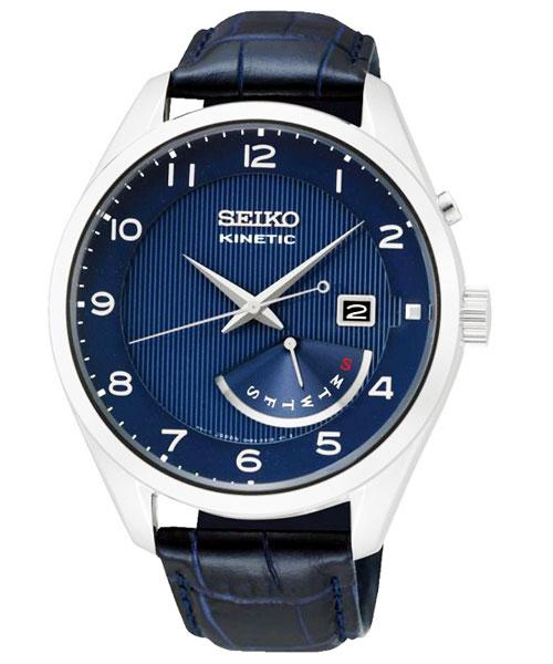 セイコー SEIKO KINETIC クォーツ メンズ 腕時計 SRN061P1
