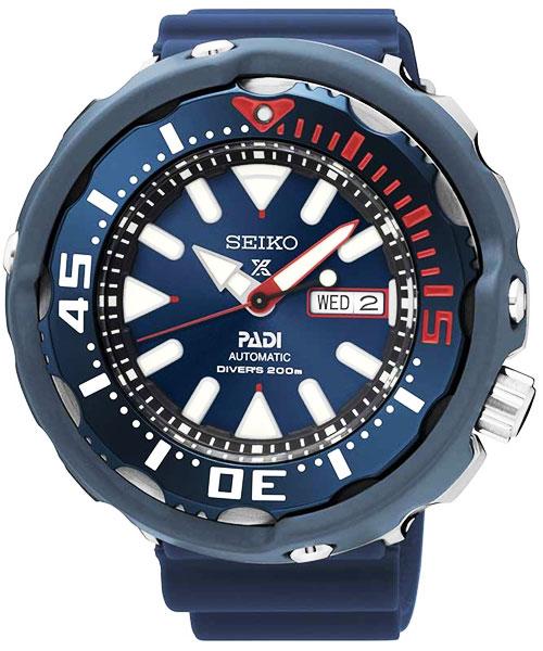セイコー SEIKO プロスペックス PROSPEX PADI パディコラボ 限定モデル 自動巻き 200Mダイバーズ 日本製 腕時計 SRPA83J1