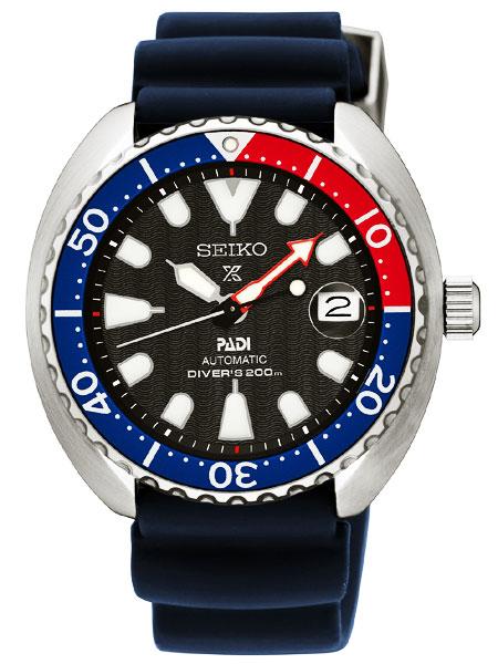 セイコー SEIKO プロスペックス PROSPEX PADI パディコラボ 自動巻き ミニタートル ダイバーズ 腕時計 SRPC41K1