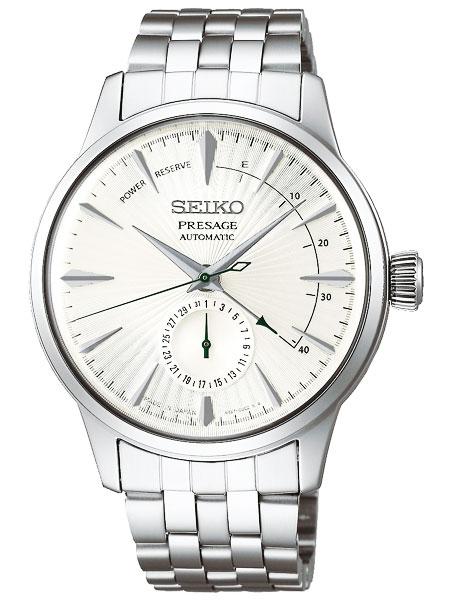 セイコー SEIKO プレサージュ PRESAGE 日本製 自動巻き メンズ 腕時計 SSA341J1
