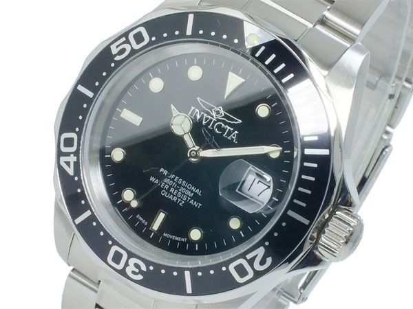 インヴィクタ INVICTA プロ ダイバー クオーツ メンズ 腕時計 9307