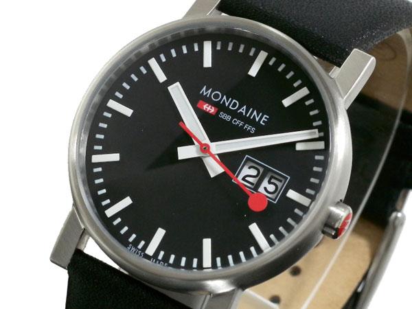 モンディーン MONDAINE 腕時計 A669.30300.14SBB