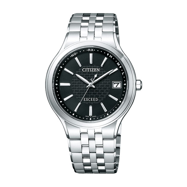 シチズン CITIZEN エクシード メンズ 腕時計 AS7040-59E 国内正規
