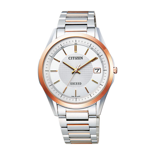 シチズン CITIZEN エクシード メンズ 腕時計 AS7094-76A 国内正規
