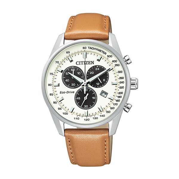 シチズン CITIZEN シチズンコレクション クロノ メンズ 腕時計 AT2390-07A 国内正規