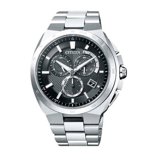 シチズン CITIZEN アテッサ クロノ メンズ 腕時計 AT3010-55E 国内正規