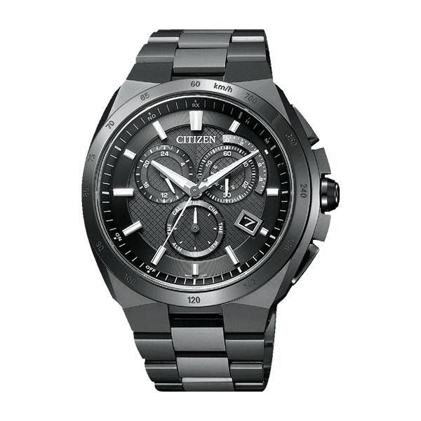 シチズン CITIZEN アテッサ クロノ メンズ 腕時計 AT3014-54E 国内正規