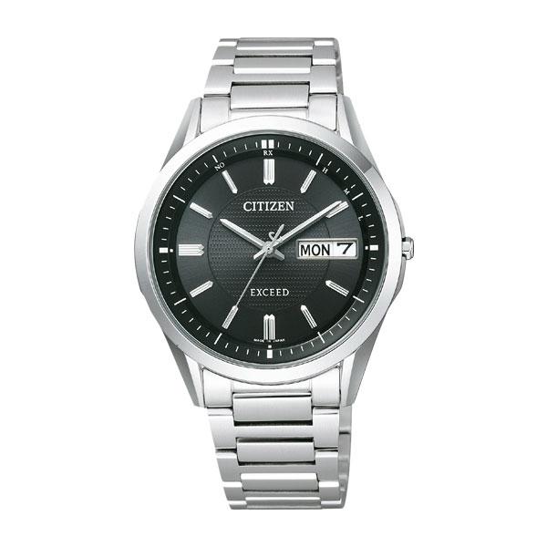 シチズン CITIZEN エクシード メンズ 腕時計 AT6030-51E 国内正規