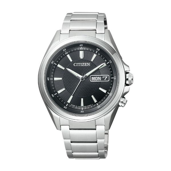シチズン CITIZEN アテッサ メンズ 腕時計 AT6040-58E 国内正規