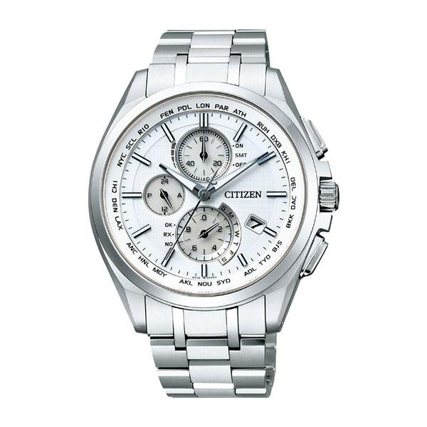 シチズン CITIZEN アテッサ クロノ メンズ 腕時計 AT8040-57A 国内正規