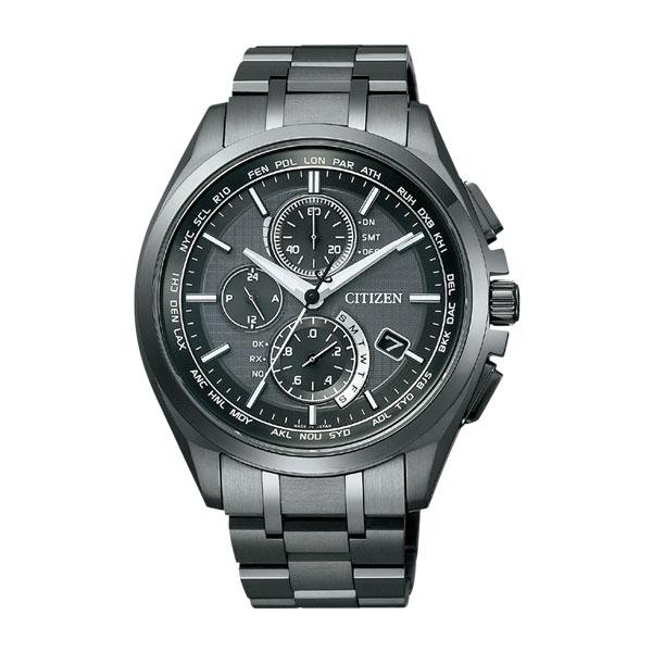 シチズン CITIZEN アテッサ クロノ メンズ 腕時計 AT8044-56E 国内正規