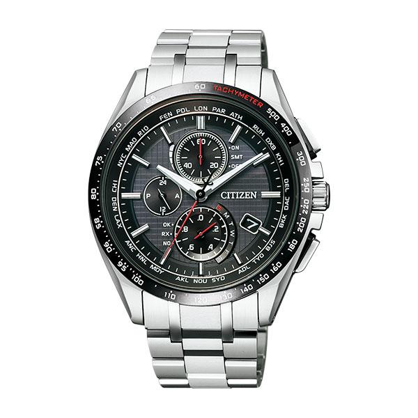 シチズン CITIZEN アテッサ クロノ メンズ 腕時計 AT8144-51E 国内正規